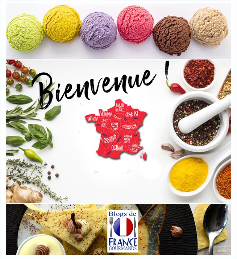 Blogs Gourmands de FRANCE !